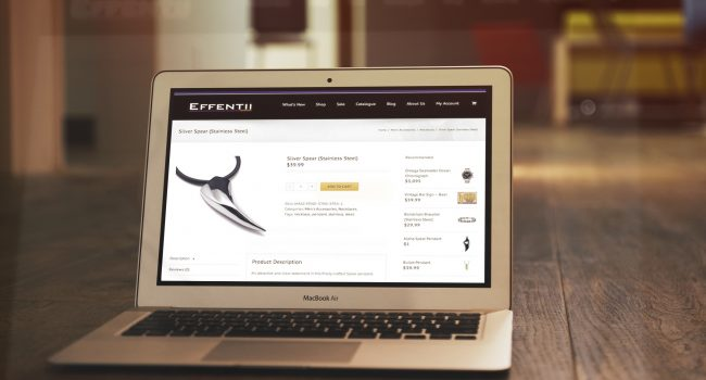 Effentii - E-commerce Management