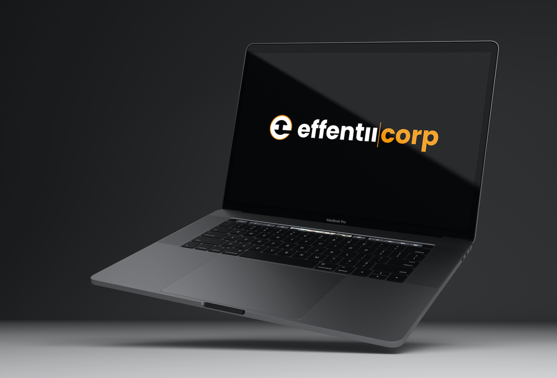 Effentiicorp - MacBook Space Grey
